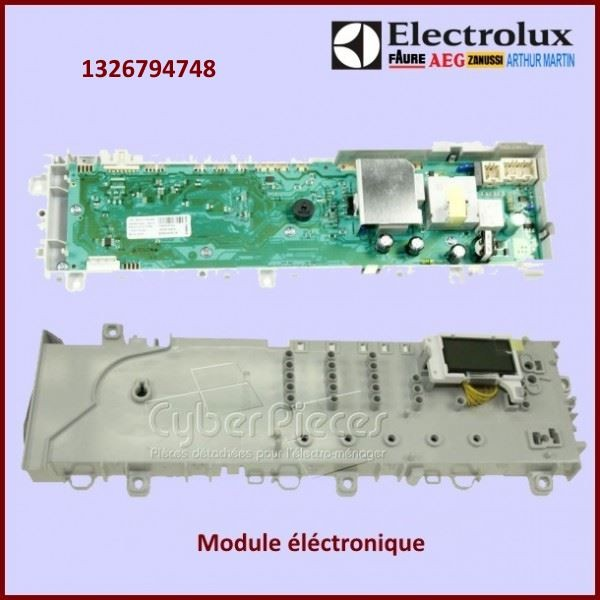 Module Electronique Electrolux 1326794748 à configurer par nos soins
