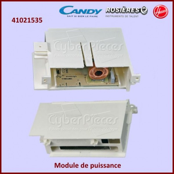 Platine interface A/C Candy 41021535