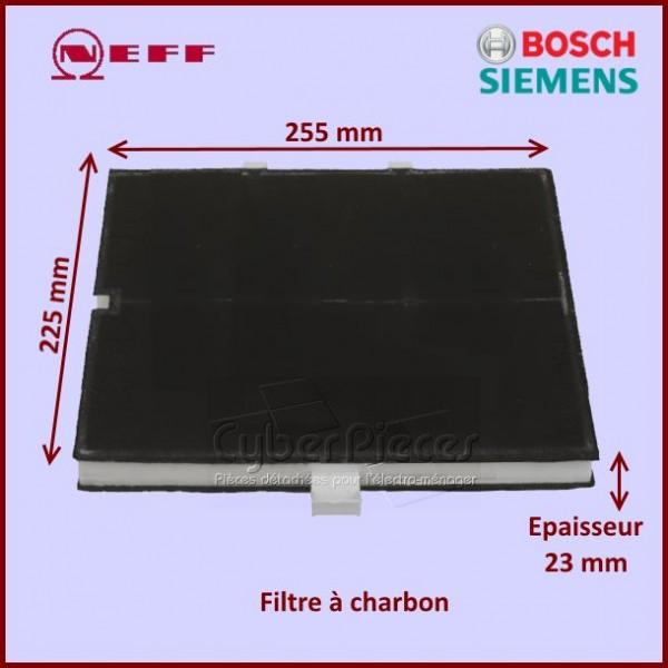 Filtre à charbon Type LZ52050 Bosch 00361047