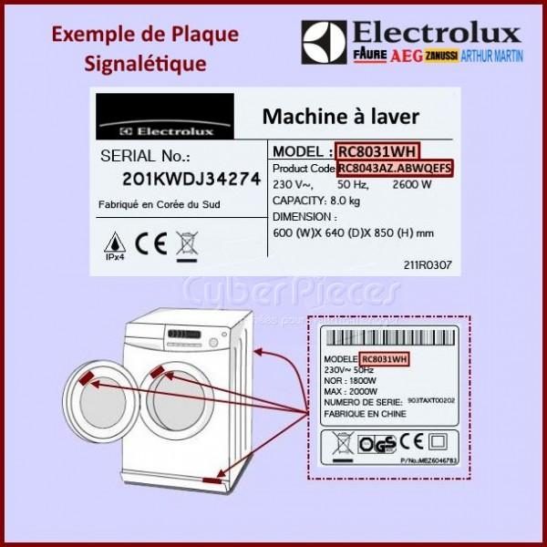 module de puissance configur electrolux 97391609624800. Black Bedroom Furniture Sets. Home Design Ideas