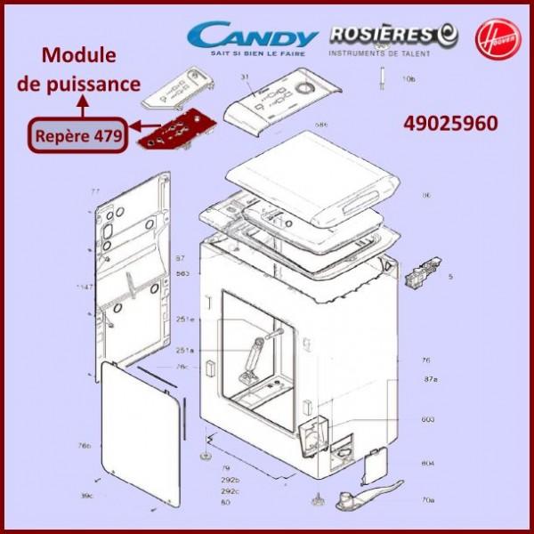Module de puissance 49025960