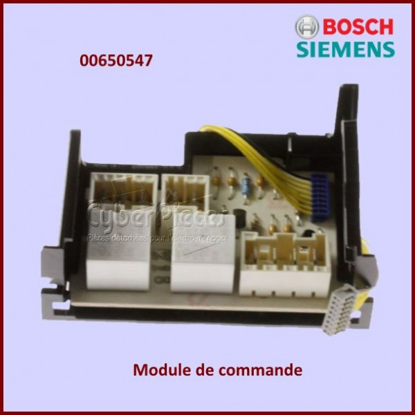 Module de commande Bosch 00650547