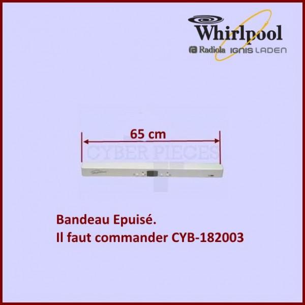 Bandeau + module 65cm 481245228575***épuisé***