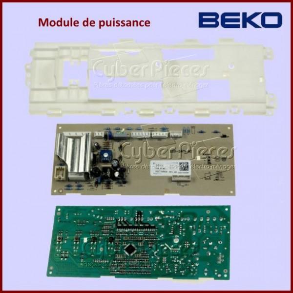 module de puissance beko 2827790820 pour modules. Black Bedroom Furniture Sets. Home Design Ideas