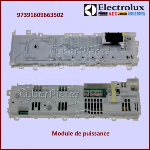 Module configuré Electrolux 97391609663502