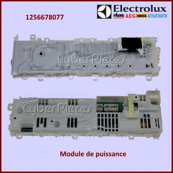 Module Electronique Electrolux 1256678077 à configurer par nos soins
