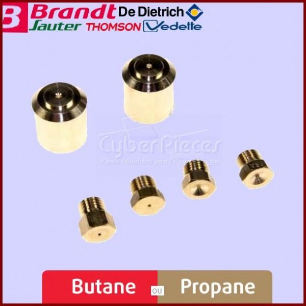 Jeu d'Injecteurs Gaz Butane / Propane 72X8215