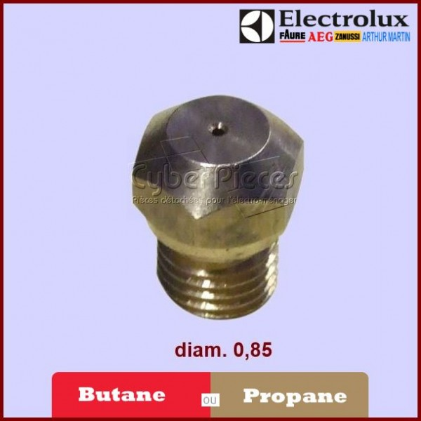 Injecteur Grill Ø 0,85 mm Electrolux 3422508097