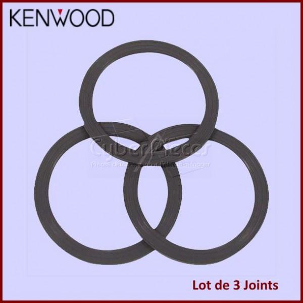 Lot de 3 joints Blender KW710729 Série BLX