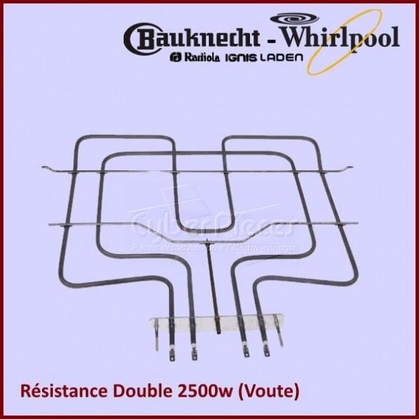 Résistance Double 481225998456