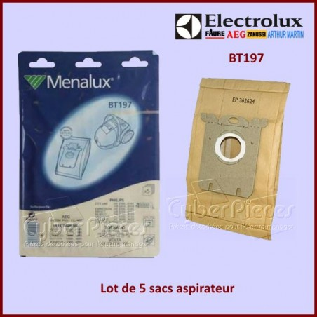 Sac aspirateur Menalux BT197 Essensio 9090108995