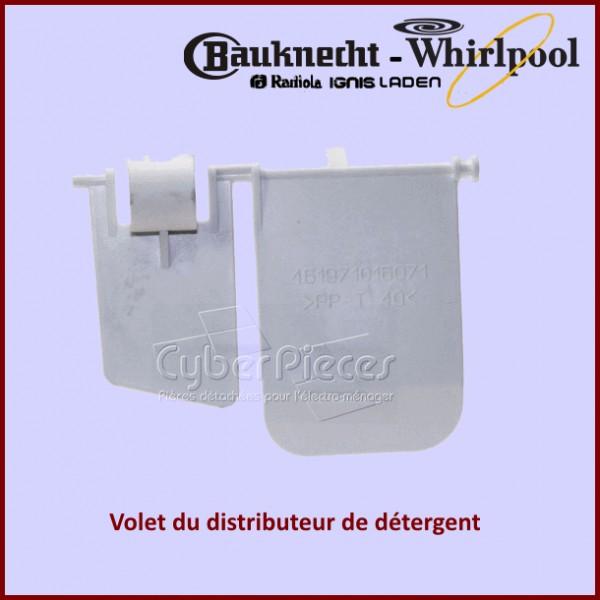 Clapet de boite à produit Whirlpool 481241889019