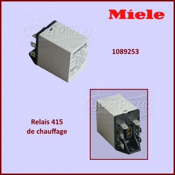 Relais 415 220V/50HZ 2S  Miele 1089253