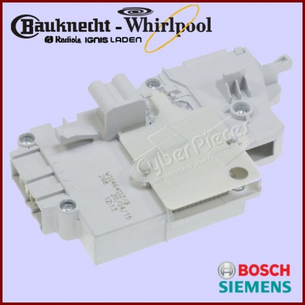Sécurité de Porte W10464112 BPP/5 Whirlpool