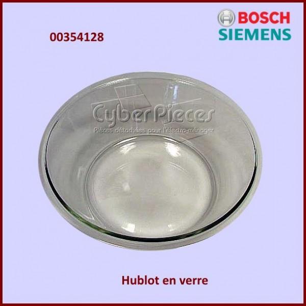 Verre de hublot Bosch 00354128