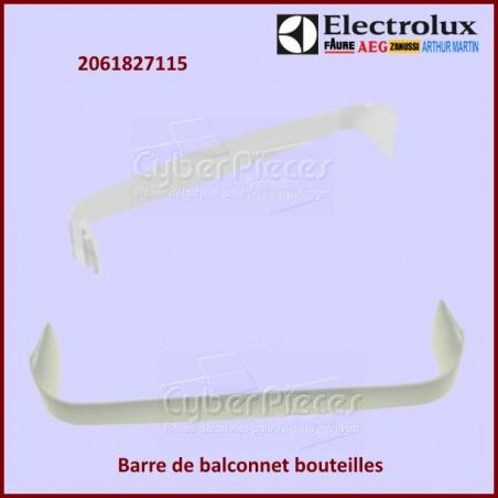 Barre du balconnet bouteilles Electrolux 2061827115