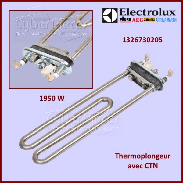 Thermoplongeur 1950W avec capteur Electrolux 1326730205