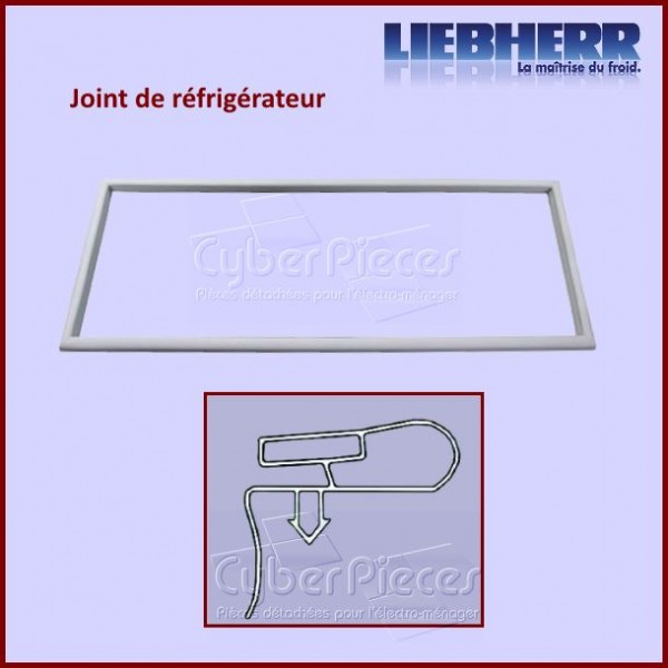 Joint de porte Liebherr 7109409