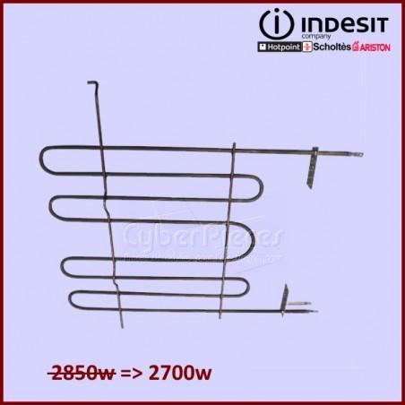 Resistance De Voute 2700w Indesit C00140135