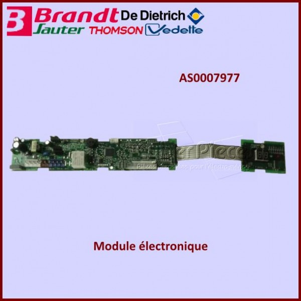 Module électronique Brandt AS0007977