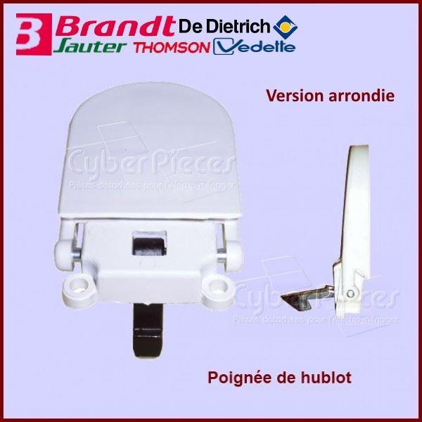 Poign e de hublot brandt la8b002a5 pour poign e de porte - Stickers pour machine a laver hublot ...
