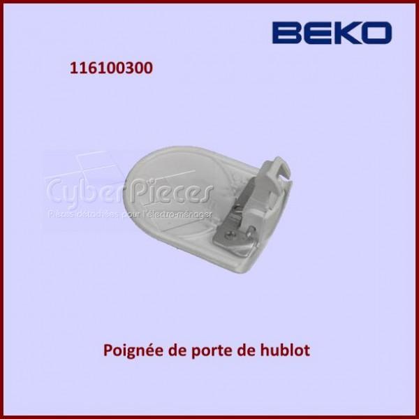Poignee De hublot Blanche Beko 116100300