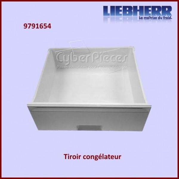 tiroir bac de cong lateur liebherr 9791654 pour bacs a. Black Bedroom Furniture Sets. Home Design Ideas
