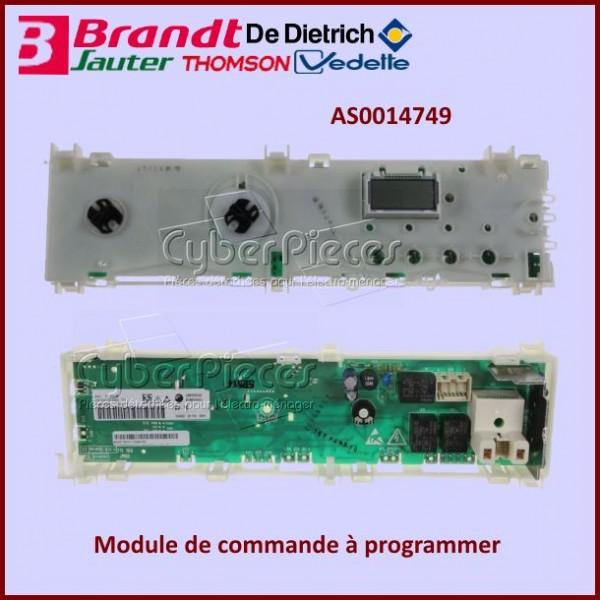 Carte de commande Brandt AS0014749