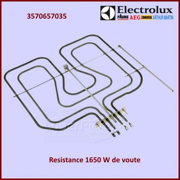 Résistance de voûte Electrolux 3570657035