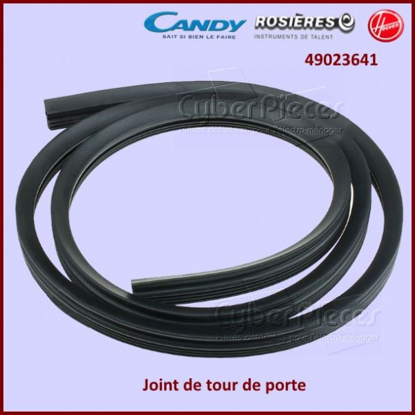 Joint de tour de porte Candy 49023641