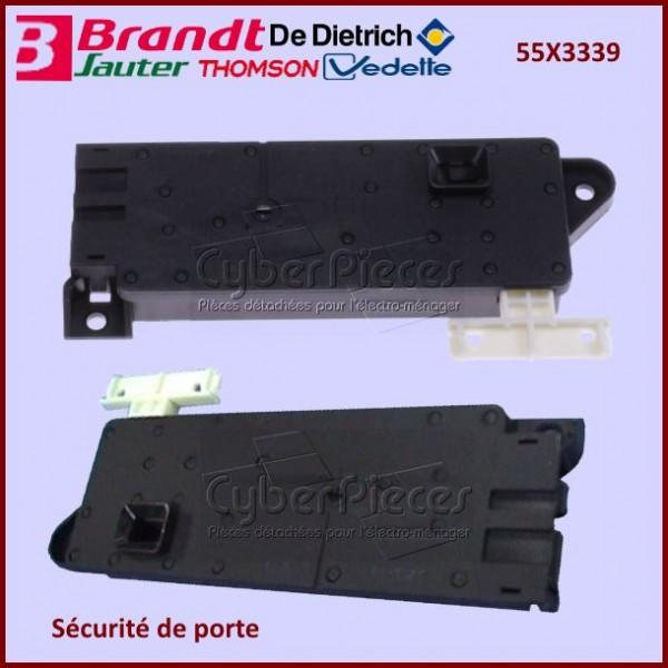 Sécurité de porte 4 Cosses BRANDT 55X3339