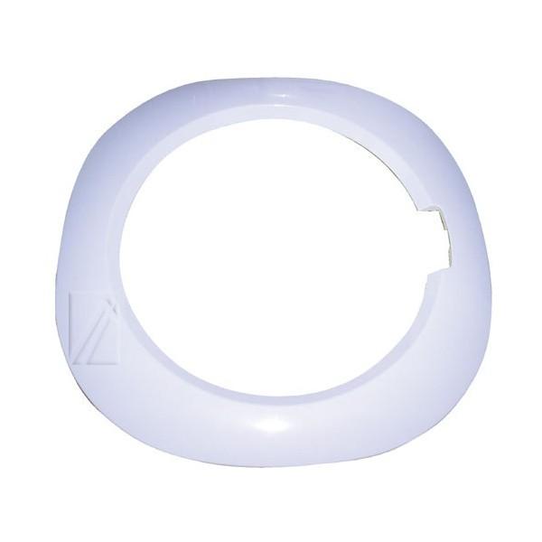 Cadre avant de hublot indesit c00035765 pour hublot - Stickers pour machine a laver hublot ...