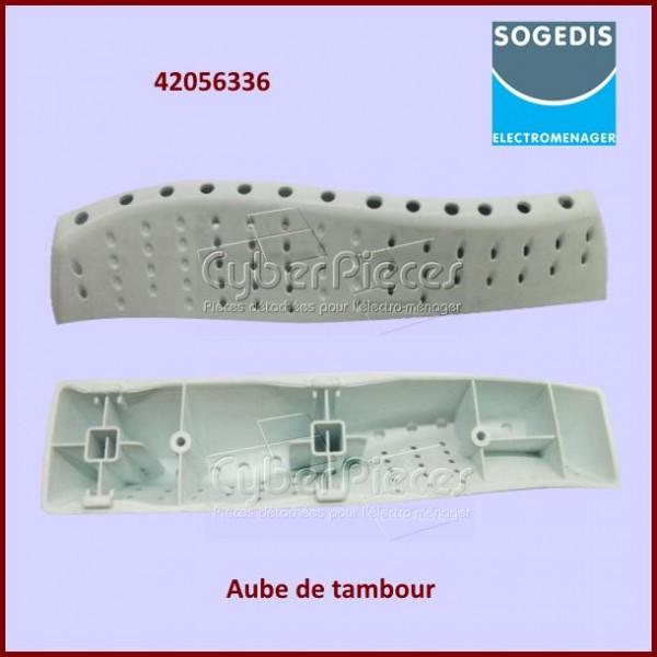 aube de tambour sogedis 42056336 pour aubes de tambour. Black Bedroom Furniture Sets. Home Design Ideas