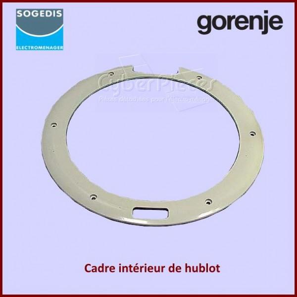 Cadre intérieur de hublot Gorenje 03010844