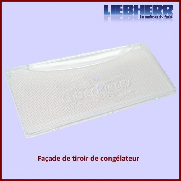 Façade de tiroir congélateur Liebherr 9791831