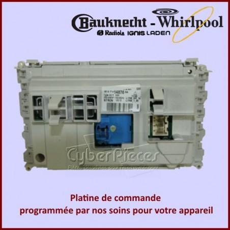 Module de contrôle Domino Whirlpool 480111104627