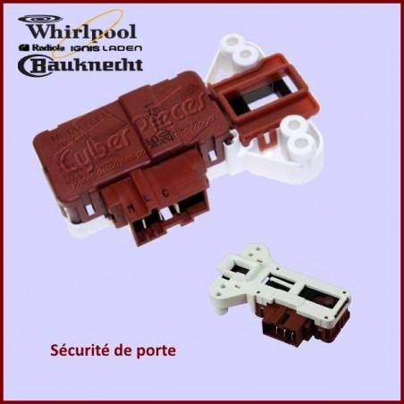 Sécurité de porte Whirlpool 480111101045