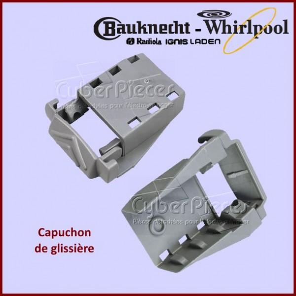 Capuchon de glissière Whirlpool 481246279986