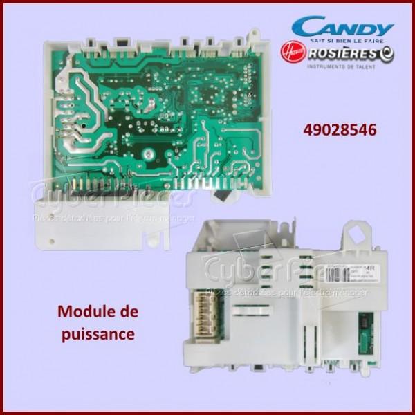 Module de puissance Candy 49028546