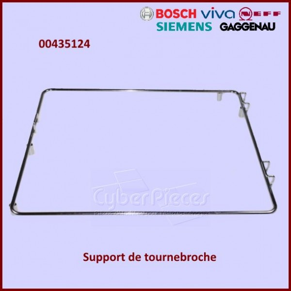 Support de tournebroche Bosch 00435124