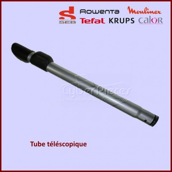 tube t lescopique seb rsrt3421 pour aspirateur petit electromenager pieces detachees electromenager. Black Bedroom Furniture Sets. Home Design Ideas