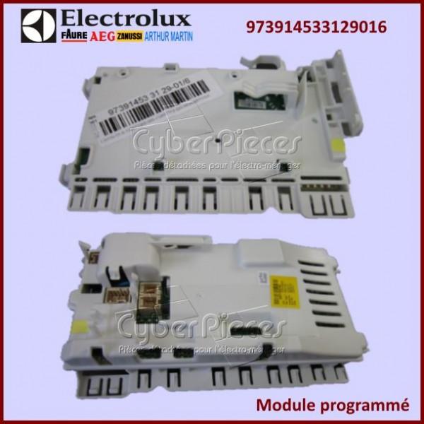 Module électronique configuré Electrolux 973914533129016