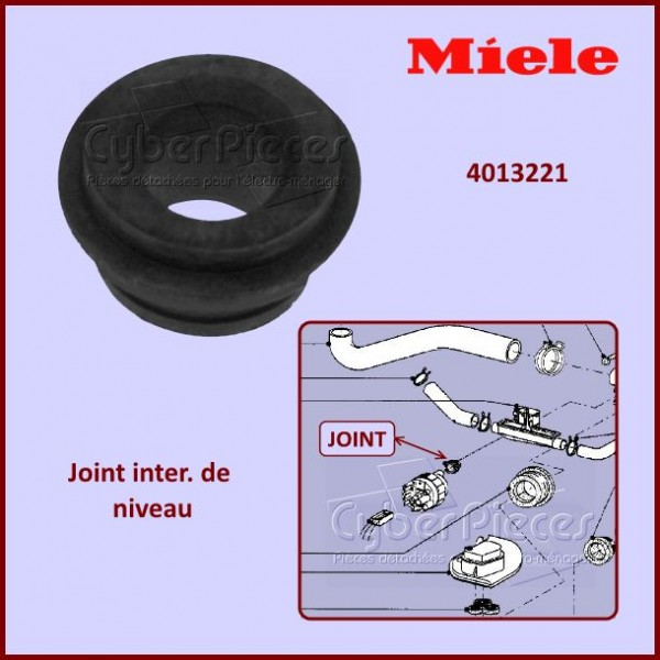 Joint inter. de niveau Miele 4013221