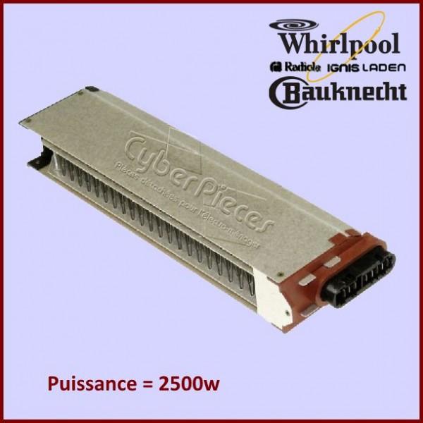 Résistance 2500w 481225938169 Whirlpool