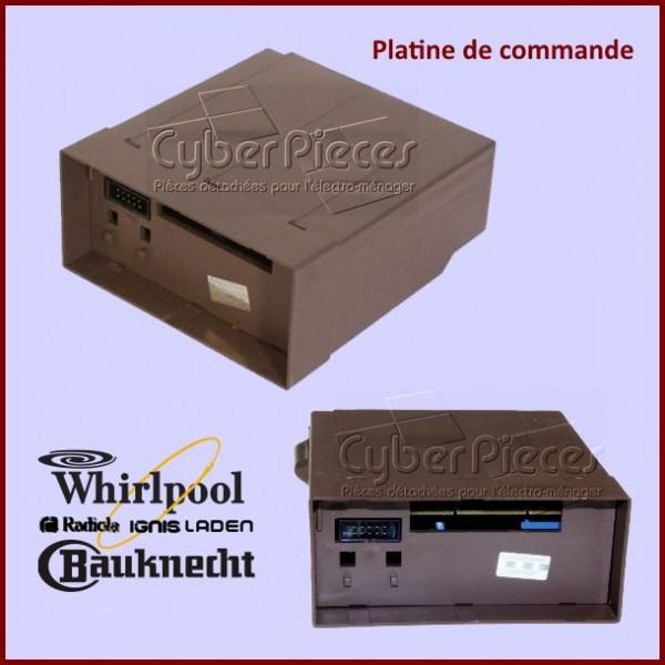 Carte de commande Whirlpool 481221838159