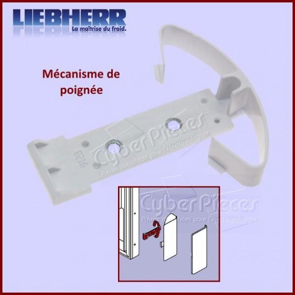 M canisme de poign e liebherr 7424985 pour poignees refrigerateurs et congelateurs froid pieces - Poignee de porte liebherr ...
