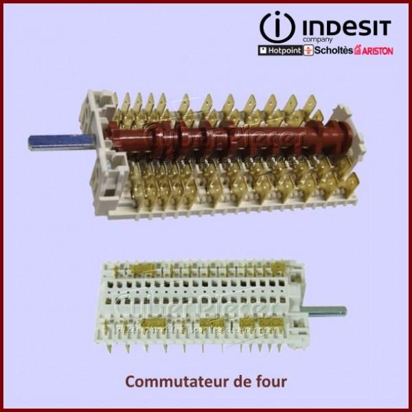 Commutateur de four électrique Indesit C00196053