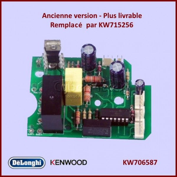 module d 39 alimentation kenwood kw715256 pour robot menager. Black Bedroom Furniture Sets. Home Design Ideas