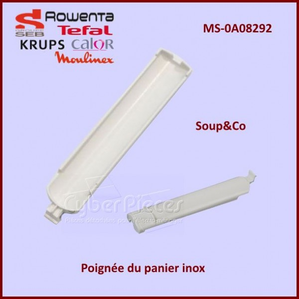 Poignée du panier en inox  pour Soup&Co Seb MS-0A08292