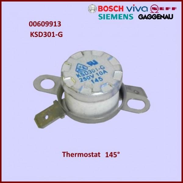 Thermostat klixon 145° - KSD301-G / Bosch 00609913